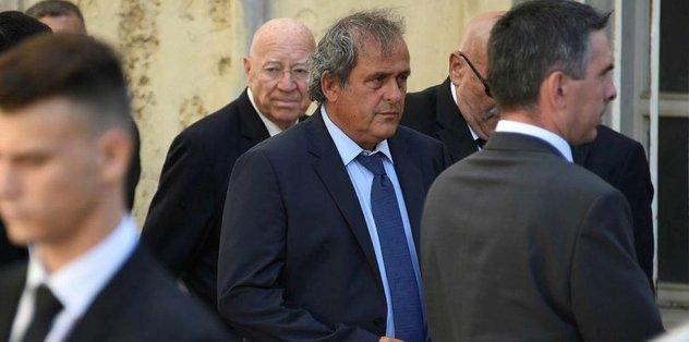İsviçre mahkemesinden Platini'ye ret