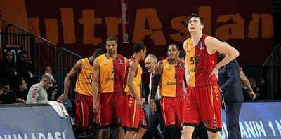 Galatasaray, Banvit'e kaybetti