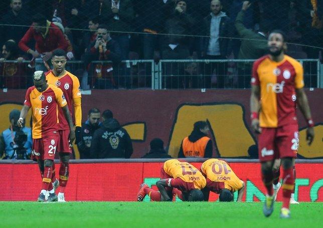 Galatasaray'ın tek rakibi Liverpool
