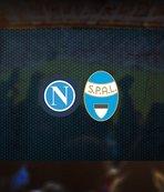 Napoli-SPAL maçı saat kaçta? Hangi kanalda?