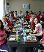 İl Müdürü Öztürk'ten Görme Engelli Judo Milli Takımı'na moral ziyareti