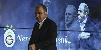 Fatih Terim reunites with Galatasaray for 4th time