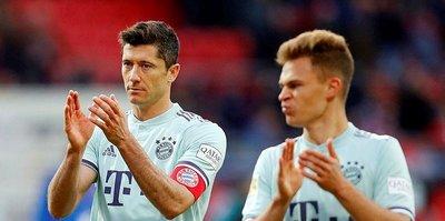 Bayern Münih Nürnberg deplasmanından 1 puanla döndü