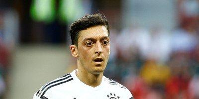 Mario Basler'den Özil'e çirkin yakıştırma