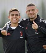 Juventus'tan açıklama geldi! Merih Demiral...