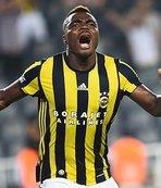 Emenike'den Fenerbahçe paylaşımı