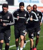 Beşiktaş'a müjdeli haber! Antrenmanlara başladı...