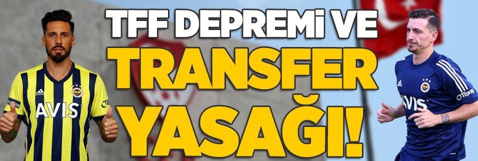 fenerbahcede tff depremi ve transfer yasagi 1598256224627 - TFF Süper Lig'de gelecek sezon maçların seyircili oynatılmasına karar verdi!