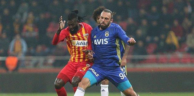 Fenerbahçe'de 3 puanın şifresi Muriç