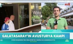 Galatasaray'ın Avusturya kampı