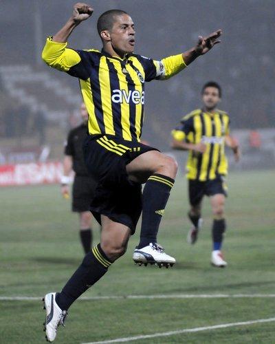 Gaziantepspor - Fenrebahçe Spor Toto Süper Lig 12. hafta maçı