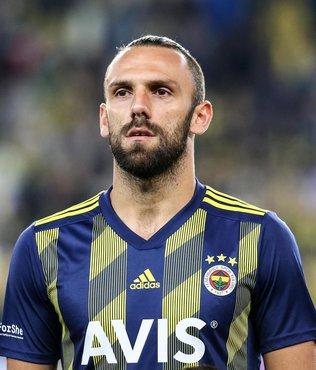 Vedat Muriç'ten Fenerbahçe taraftarına mesaj!