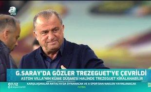 G.Saray'da gözler Trezeguet'ye çevrildi
