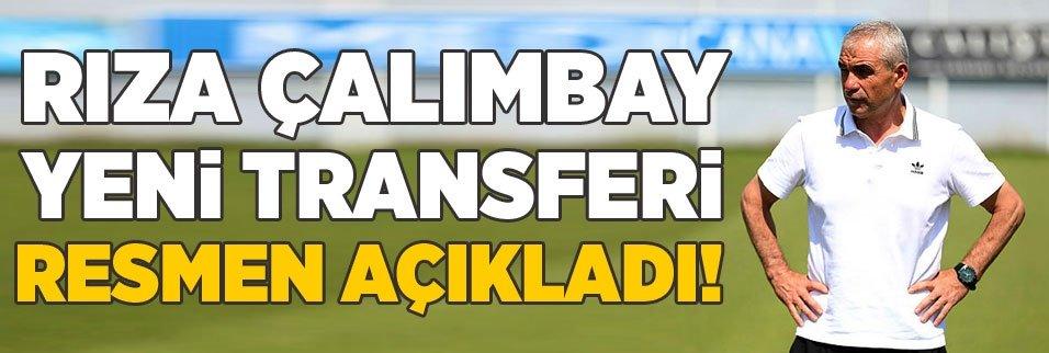 riza calimbay sivassporun yeni transferi jorge felixi resmen acikladi 1596482997063 - Son dakika: Sivasspor Jorge Felix'i kadrosuna kattı!