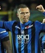 Lazio'nun rakibi Atalanta oldu