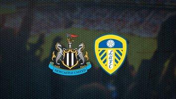 Newcastle United - Leeds United maçı saat kaçta ve hangi kanalda?