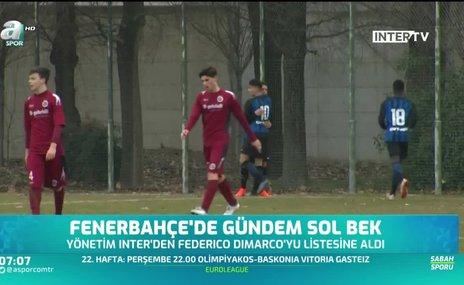 Fenerbahçe'de gündem sol bek