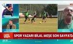 """Canlı yayında flaş sözler! """"Beşiktaş Gökhan Gönül ile...."""""""