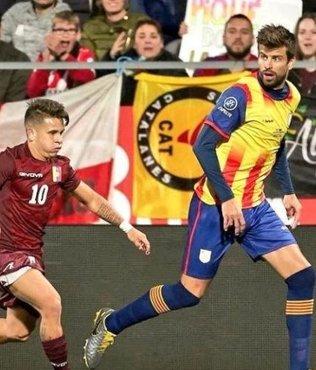 Pique'li Katalonya Venezuela'yı yendi! Katalonya nedir? Katalonya nerede?