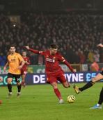 Liverpool seriyi Firmino'yla sürdürdü!