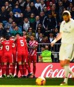 Real Madrid'e evinde soğuk duş! Girona süprizi...