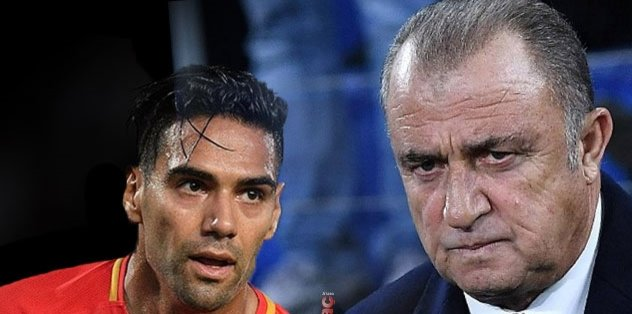 KAP beklenirken şok iddia... Terim Falcao'yu istemiyor | Son dakika Galatasaray transfer haberleri