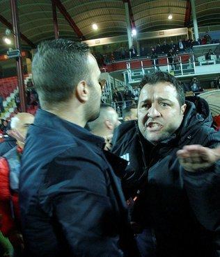 Olaylı maç Balıkesirspor'un!