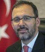 Bakan Kasapoğlu'ndan Halkbank'a tebrik mesajı