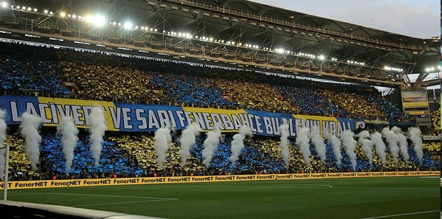 Fenerbahçe bu alemin kralı