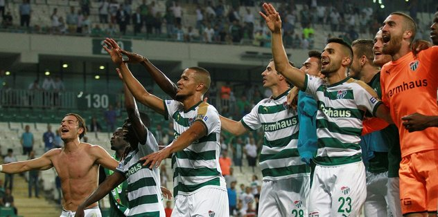 Bursaspor, Akhisar'ı eli boş gönderdi