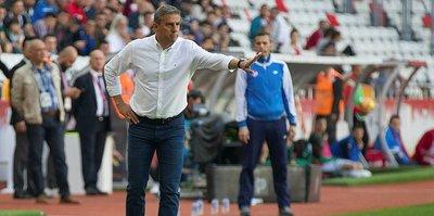 """Hamzaoğlu: """"Zor bir maç olacağını biliyorduk"""""""