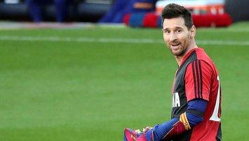 """Maç sonrası açıkladı! """"Gelecek yıl Messi'yle aynı takımda olmak istiyorum"""""""