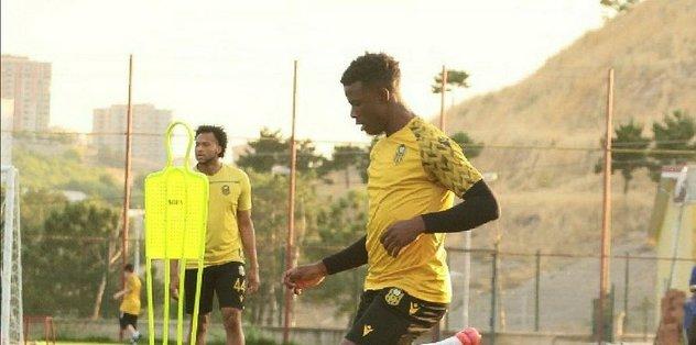 Malatyaspor'da Youssouf ilk 11'e - Futbol -