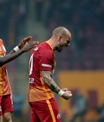 İşte Sneijder'i bu mesaj coşturdu