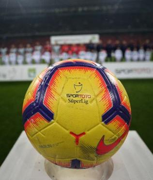Süper Lig'de son hafta programı belli oldu!