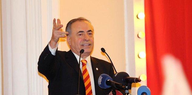 İşte G.Saray Başkanının zafer konuşması!