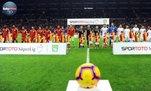 Galatasaray - Antalyaspor maçından öne çıkan kareler