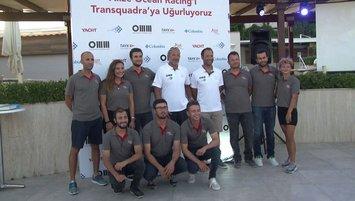 Türk yelken takımı Alize Ocean Racing yola çıktı!