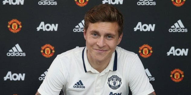 Lindelöf, Manchester United'da!