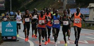 Kenyans win 40th intercontinental Istanbul Marathon