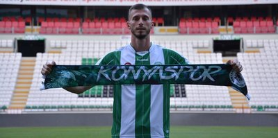 Petar Filipovic Konyaspor'da