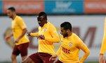 Galatasaray ile Sivasspor 27.kez