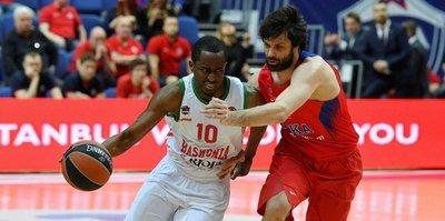 CSKA Moskova galibiyetle başladı