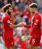 Liverpool Premier Lig tarihine geçti!