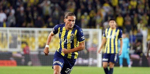Son dakika spor haberi: Fenerbahçe'de Crespo ilk kez sahada
