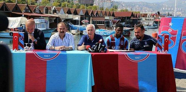 Trabzonspor transferde kar sağladı