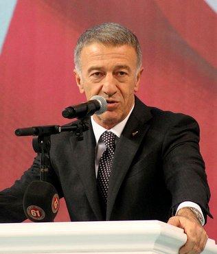 Trabzonspor Kulübü Başkanı Ahmet Ağaoğlu'dan önemli açıklamalar