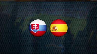 Slovakya - İspanya EURO 2020 maçı ne zaman? Saat kaçta ve hangi kanalda canlı yayınlanacak? | EURO 2020 Avrupa Şampiyonası