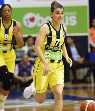 Türkiye Kadınlar Basketbol Süper Ligi'nde şampiyon Fenerbahçe