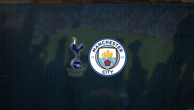 Tottenham - Manchester City maçı ne zaman, saat kaçta ve hangi kanalda canlı yayınlanacak? | İngiltere Premier Lig